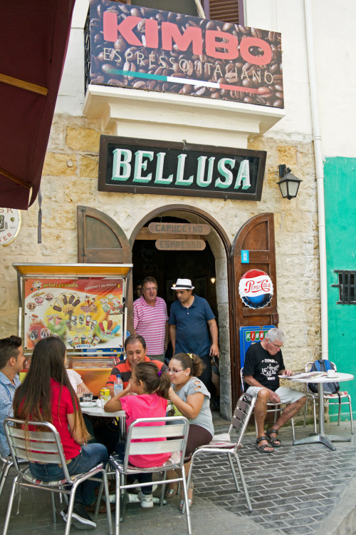 Bellusa Cafe, Gozo