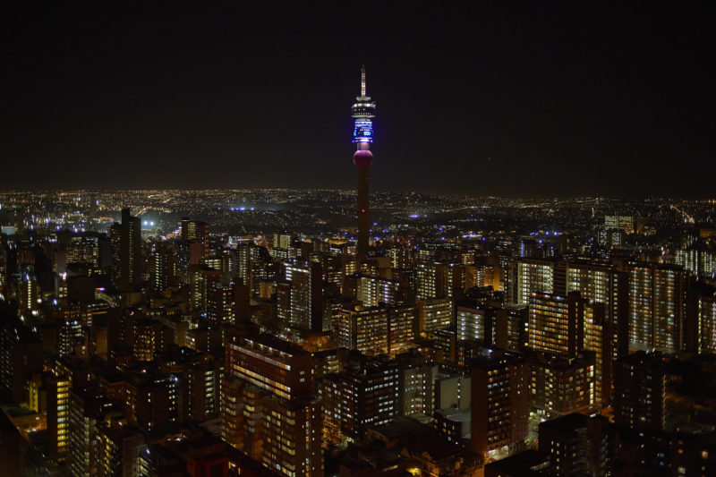 Ponte view Hillbrow Jono Wood for Dlala Nje