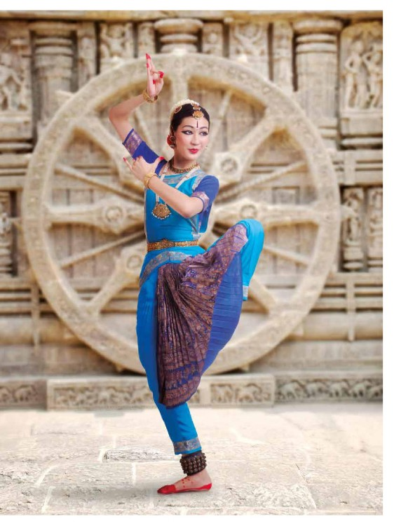 Chennai dance Silk Priority magazine