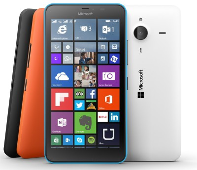 Lumia 640 XL - image from web