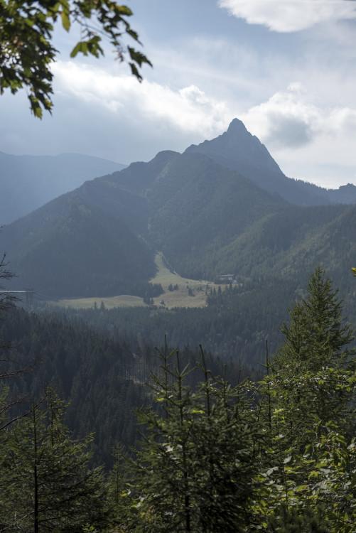 Mount Giewont, Zakopane