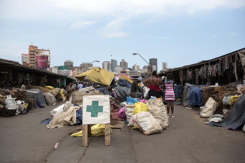 Muti Market, Durban
