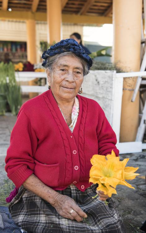 Oaxaca village