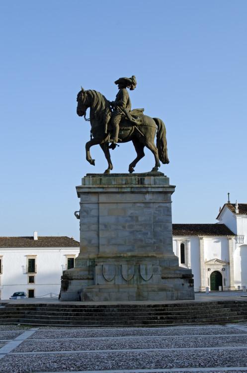 Vila Vicosa town