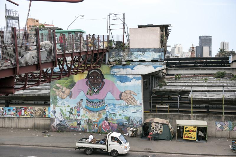 Durban Taxi Mural