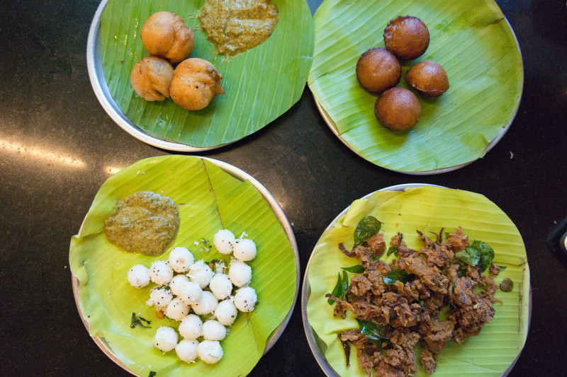 South Indian snacks