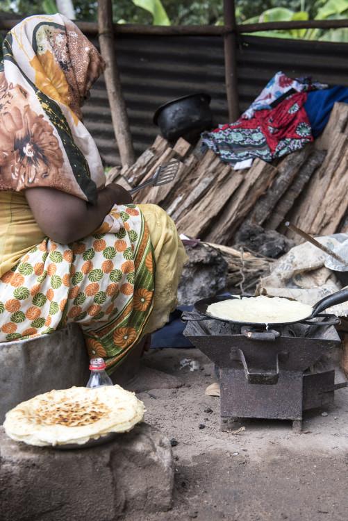 breakfast in the village