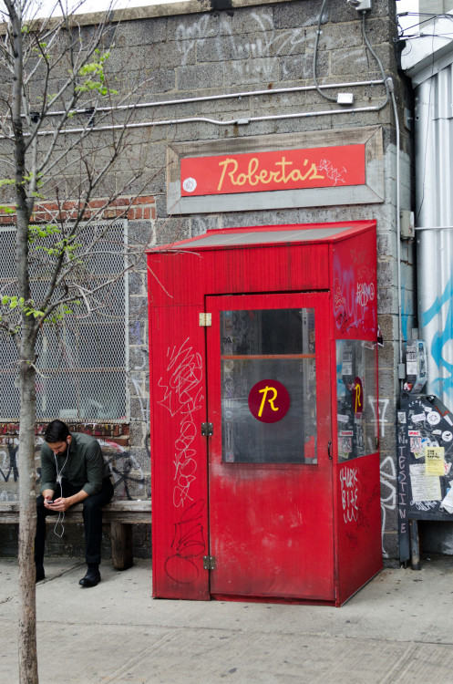 Roberta's Restaurant in Brooklyn