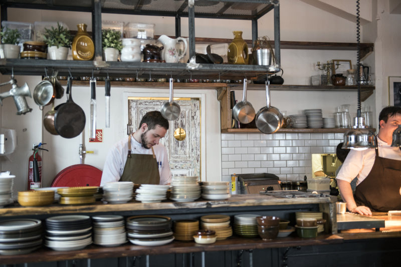 Madur restaurant, a nod to the ancient foodways