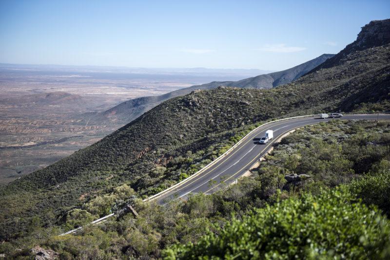 Van Rhyns Pass in the Karoo
