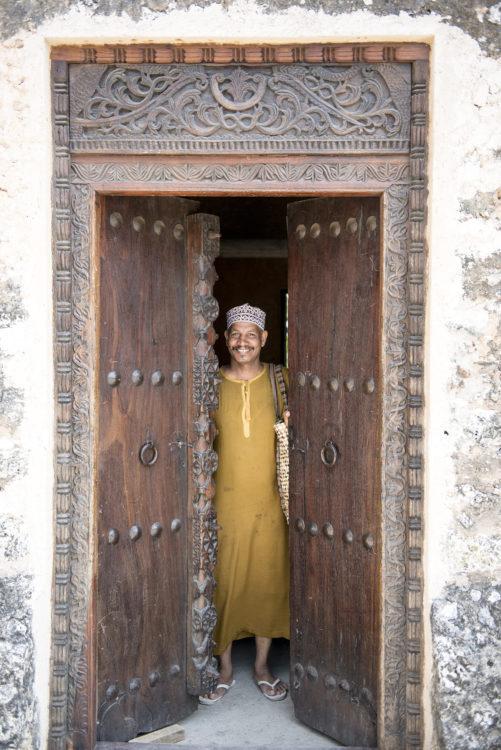 Zanzibari doors