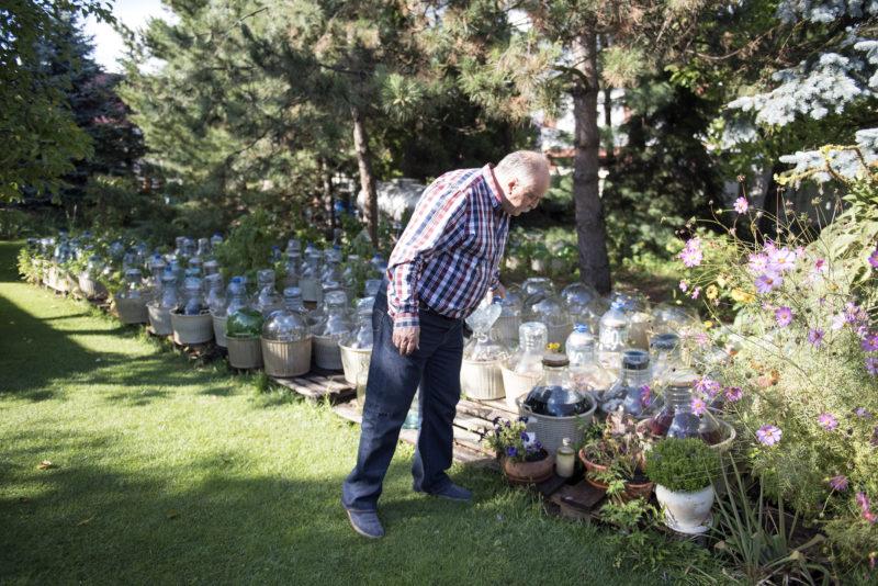 Karol Majewski, one of Polands best brewers