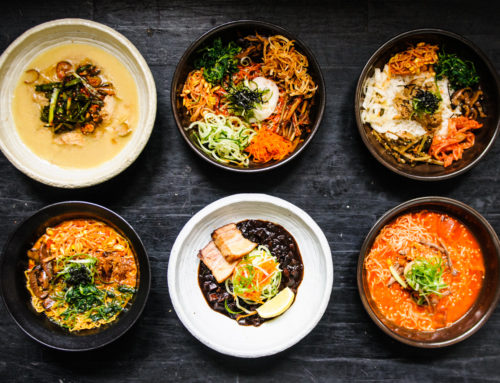 Korean Food, Hello the Future