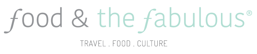 Food and the Fabulous Logo