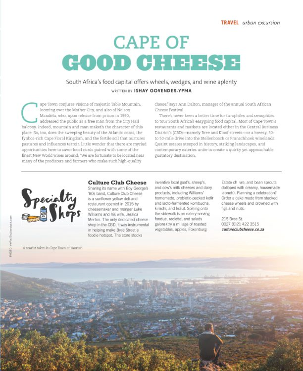 Culture Cheese Mag