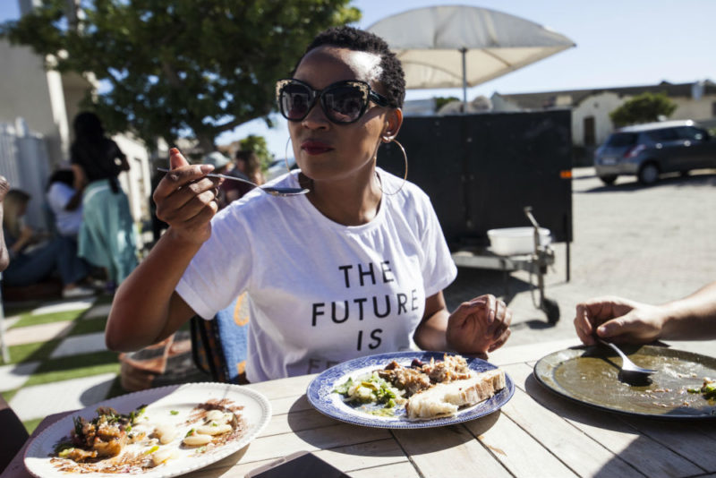 The future is female.. Image: Yandisa Nazo/Ekse Lens