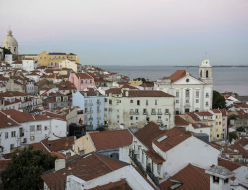 Lisbon – A Feast of Many Nations